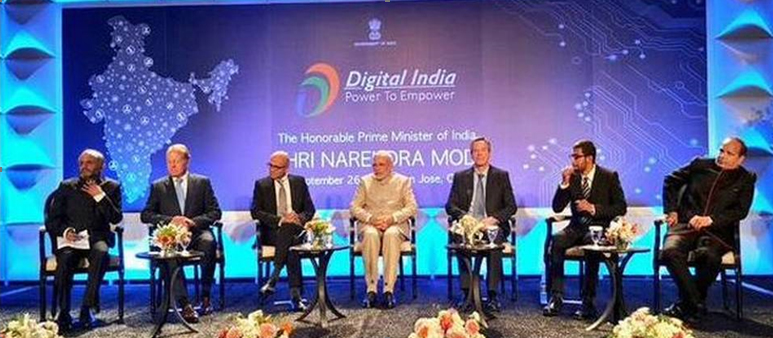 Digital Diplomacy: India's Increasing Digital Footprints