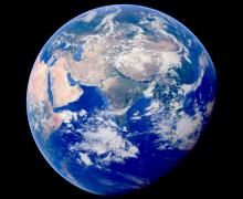 Earth-India-Google Map